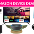 AmazonBasics Microwave bundle with Echo Dot (3rd Gen)