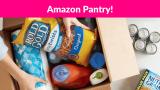 Amazon Prime Pantry is Open!