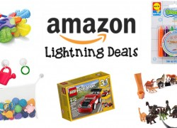 Today's  Toy Lightning Deal Round Up !