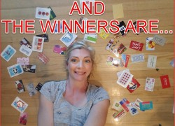 Who Won the GIFT CARD CONTEST?