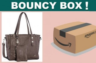 YESSS ! Leather Purse BOUNCY BOX! Every 3,500th Person WINS!