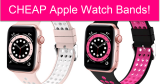 CHEAP Apple Watch Bands! Tons of Colors!