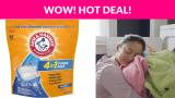 Arm & Hammer 4-in-1 Laundry Detergent Power Paks