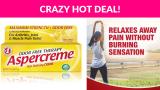 Aspercreme Maximum Strength Pain Relief Creme