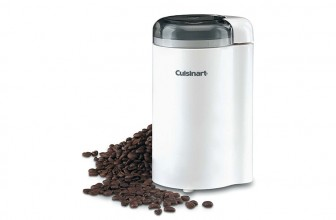Save 60% on a Cuisinart Coffee Grinder!
