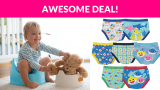 Baby Shark Boys' Toddler Underwear Multipacks