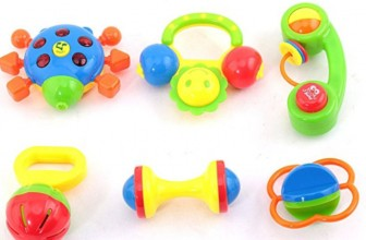 Hot DEAL! 6 baby Toys for ONLY $6.45 SHIPPED! YESSSSSS!
