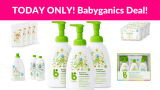 Babyganics Essential (Up to 58% Off)