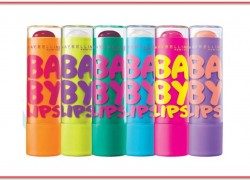 Maybelline Baby Lips ONLY  $0.88 Shipped