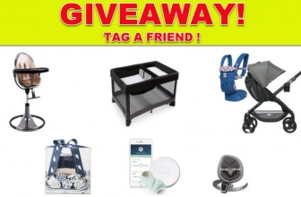 Win a HUGE Baby Prize Package!!