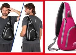 Shoulder SLING Backpack ONLY $9.89 SHIPPED! ( Reg $18 )