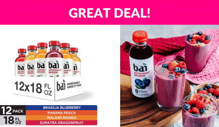 Bai Flavored Water 12 Count
