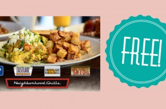 Moms Eat Free at Neighborhood Grills on Mother's Day!