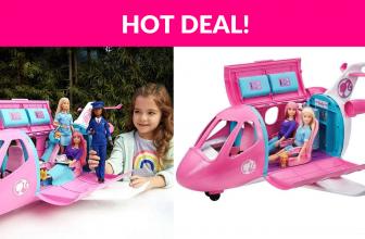 Barbie Dreamplane Transforming Playset
