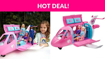 Barbie Dreamplane Transforming Playset