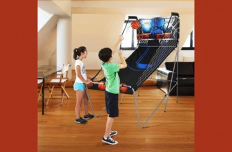 2-Player Arcade Basketball Game ONLY $31 ! ( Reg. $65 )
