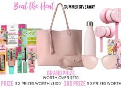 Win a HUGE Beauty Bundle!!!