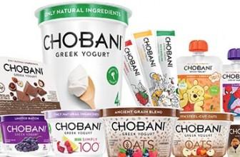 Get Free Chobani Greek Yogurt