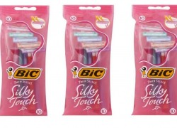 FREE 10-pk Bic Disposable Razors!