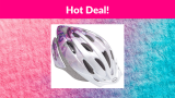 48% OFF! Schwinn Thrasher Lightweight Microshell Bicycle Helmet
