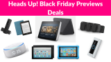 Black Friday Preview Deals