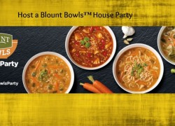Apply to Host a Blount Bowls House Party