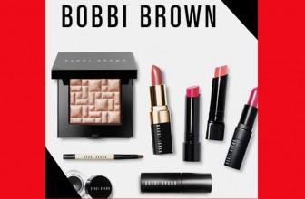 STOP EVERYTHING! Grab Bobbi Brown Makeup at 71% OFF!
