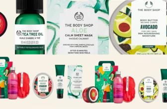 FREE The Body Shop Bath Ritual Gift Set!