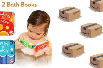 Bath Book Bouncy Box! Instant Win!