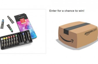 Amazon Bouncy BOX! Every 2,000 Person WINS!