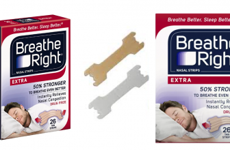 FREE Breathe Right Strips by Mail!