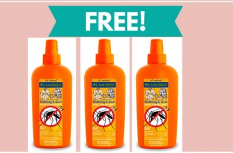 Get a FREE Sample of Lander's Insect Repellent!