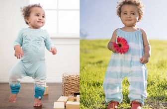 Adorable! Burts Bees Baby & Toddler Clothes ONLY $3.39 .