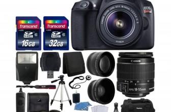 Win a Canon Camera & accessories!