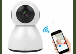 HD WI-FI Camera w/ Motion Detection for $22 ( Reg. $75+)