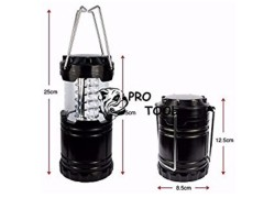 QUICK ENDING! LED Collapsible Camping Lantern (30 Winners)