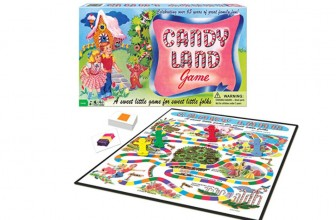 Get It By Christmas! Candy Land 65th Anniversary Game ONLY $6 SHIPPED!