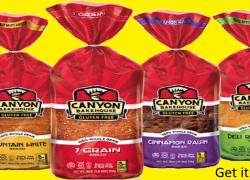 FREE Canyon Bakehouse Bread