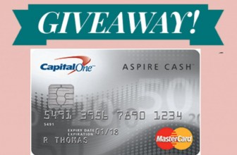 Win $1000 Capital One Gift Card !