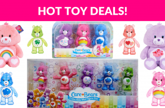Hot Deals on Care Bear Toys