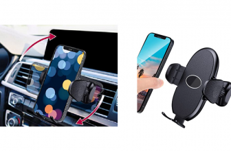 HUGE Double Discount! Highly Rated Car Phone Mount! *Ships FREE*