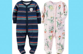 Carter's Jammies for ONLY $4.99 ! RUNNNNNN!
