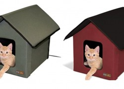 HEATED Cat House! ONLY $34.99 – Reg. $115.00 !