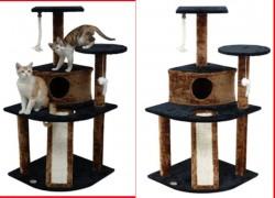 Go Pet Club Kitten Tree ONLY $26 SHIPPED ( REG. $61.00 )