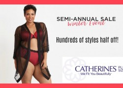 Catherines Semi-Annual Sale is On!!!!