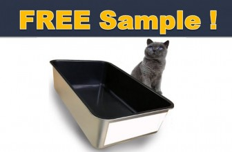 FREE Cat Litter Pan !