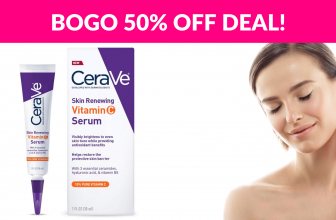 CeraVe Vitamin C Serum Hot Deal!