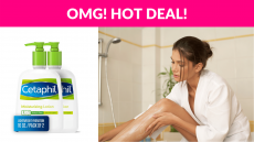 64% OFF! 2-Pack Cetaphil Moisturizing Lotion