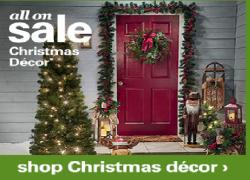 Christmas Decor & More All On Sale!