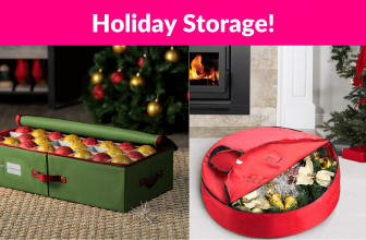 Top Deals on Holiday Storage